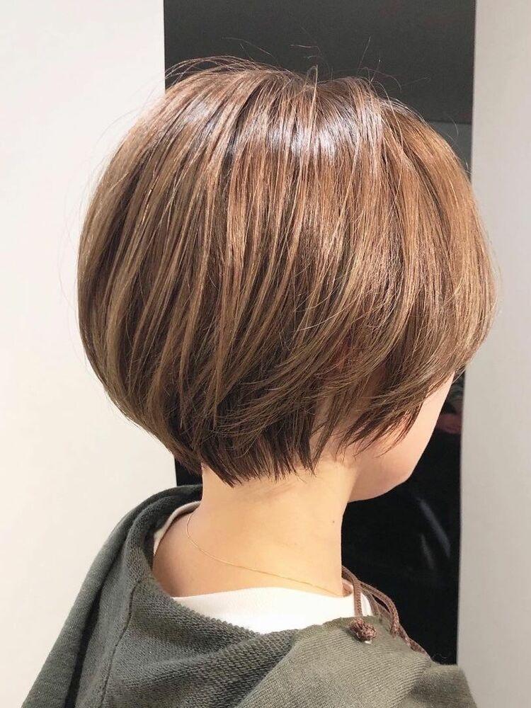 ☆丸み-5歳ショートボブ☆ABBEY川原大地