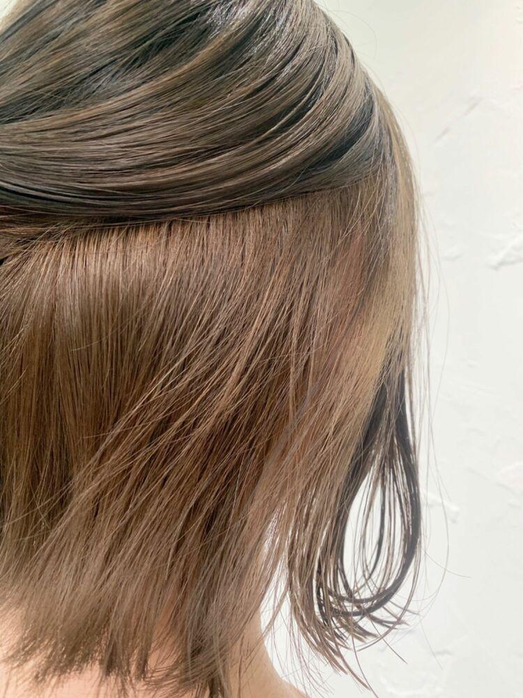 回 ミルク 1 ティー ブリーチ ベージュ ミルクティーベージュカラーは透明感がやばい透けるヘアカタログ!