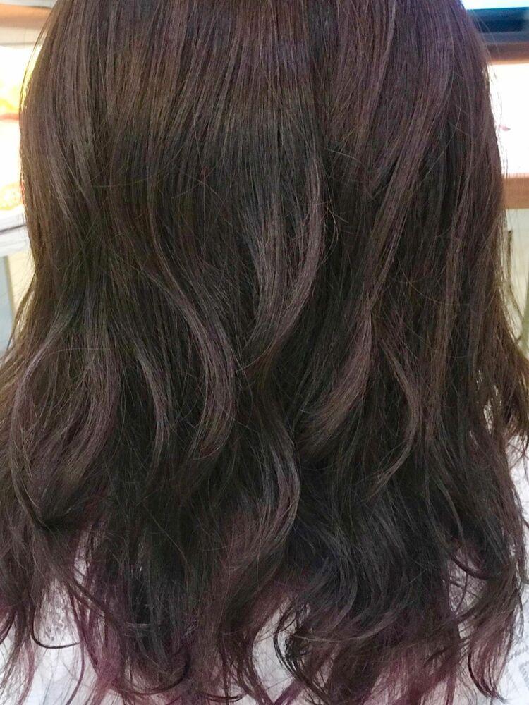 LIBERTY-A 西大島 松坂 拓馬 ダークブラウン×チェリーピンク