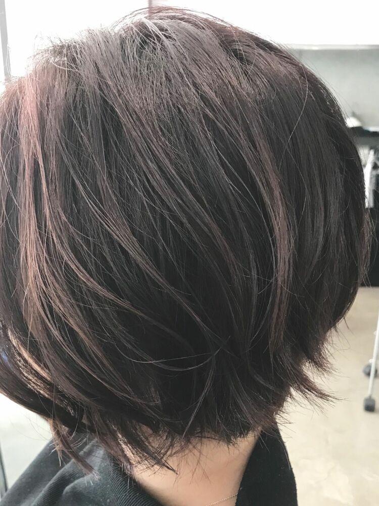 LIBERTY-A 西大島 松坂 拓馬 クールボブ×バイオレットカラー