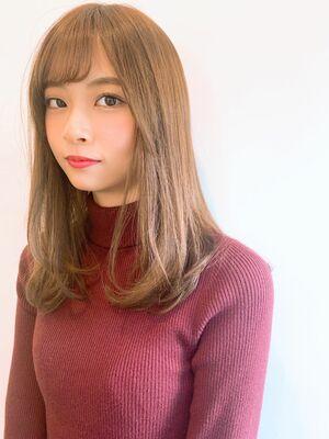 L.O.G青木★ミディアムマッシュレイヤー