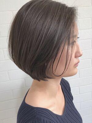 ご自宅での再現性が高い髪質改善とスリークボブ