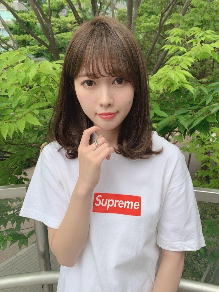 Euphoria☆20代30代40代◎小顔 無造作カール ボブディくびれセミディ新宿