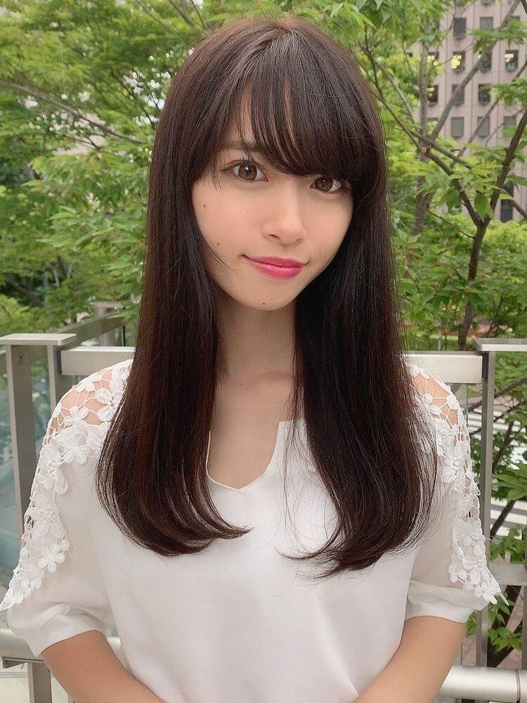 王道人気☆ワンカールこなれヘア&小顔前髪ヘア☆