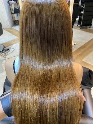 最高級髪質改善サイエンスアクア Zina CENTRAL 銀座 出口 耕太郎