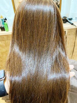 潤艶!最高級髪質改善サイエンスアクアinイルミナカラー☆Zina CENTRAL 銀座 出口耕太郎