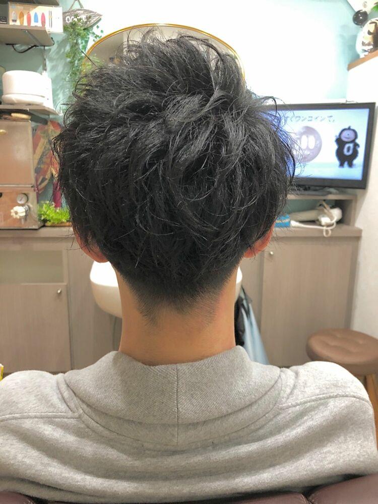 くせ毛の方必見!前髪ストレートヘア