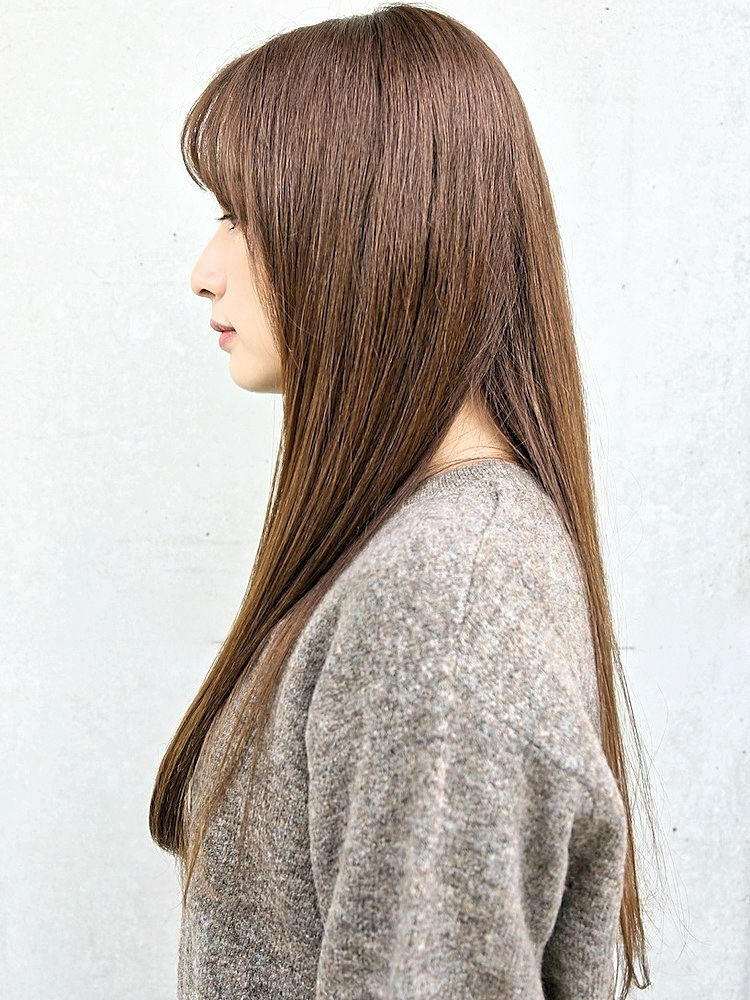 堀田茜風シースルースタイル