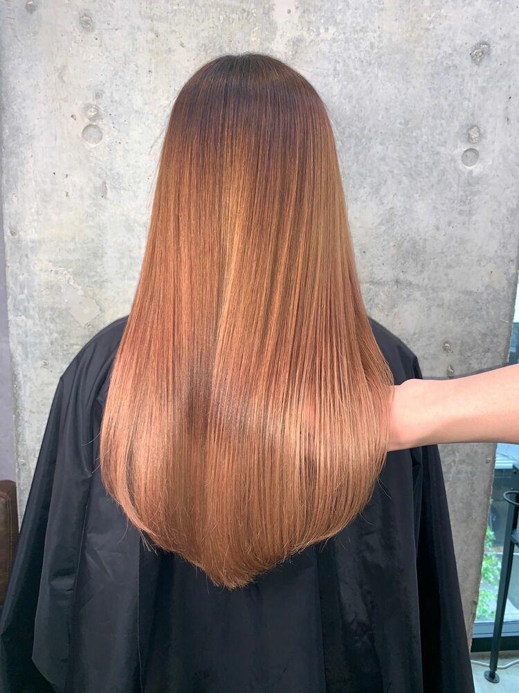 髪質改善高濃度水素ULTOWAトリートメント