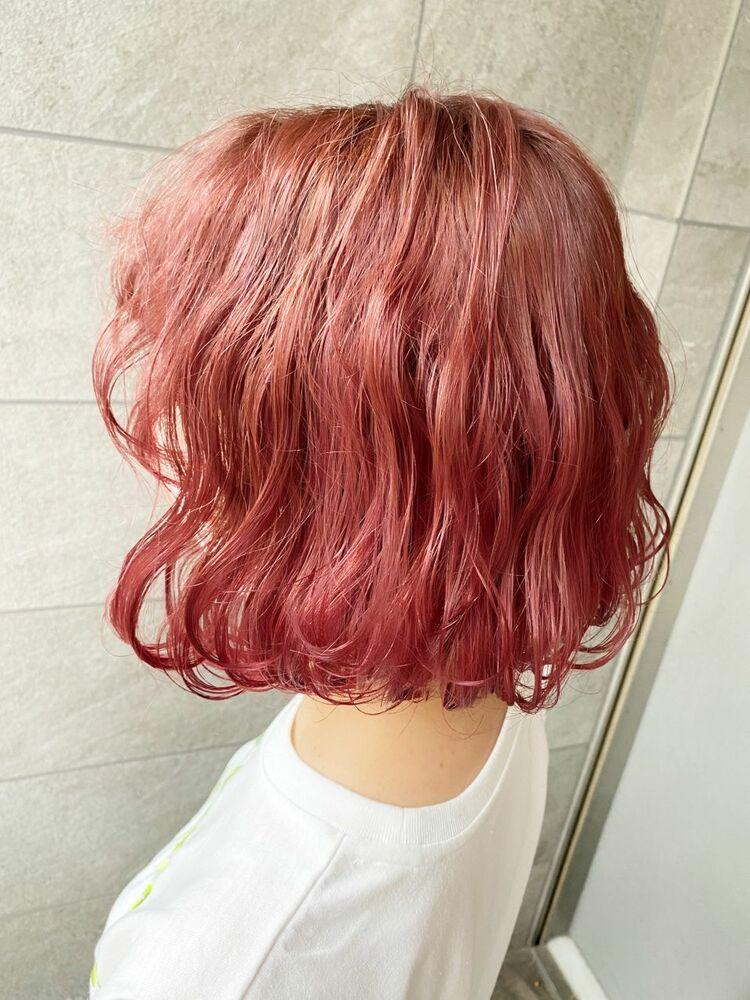 pink♡ボブ