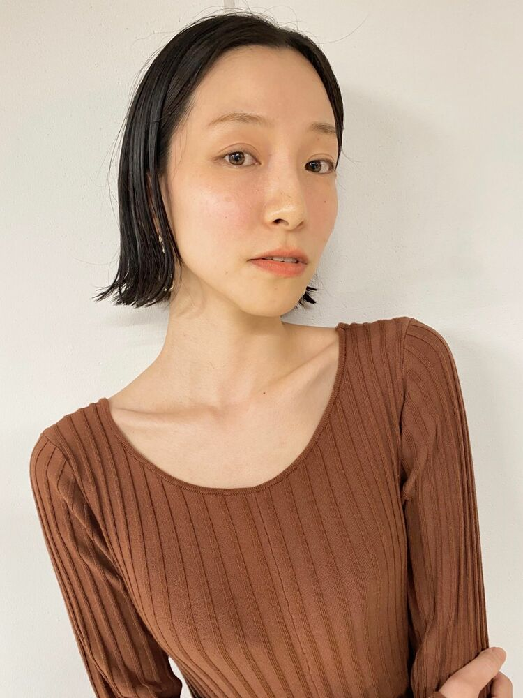 otona × cut off bob