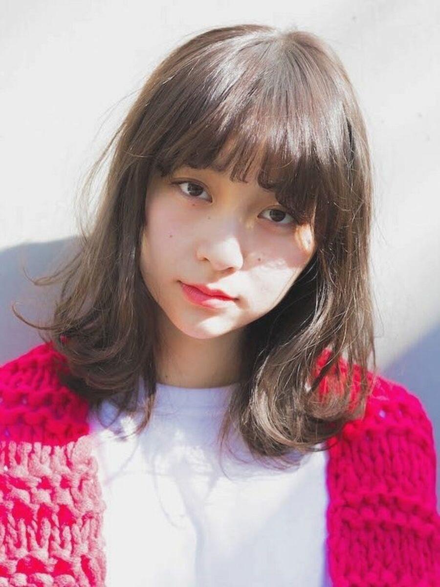 ゆるふわミディアム☆ 自然な縮毛矯正はお任せください!くせ毛でお悩みの方はぜひ^ ^