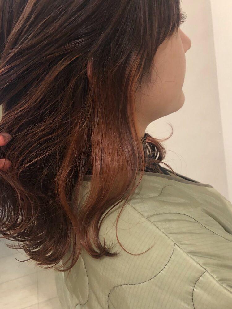 inner color orange🍊