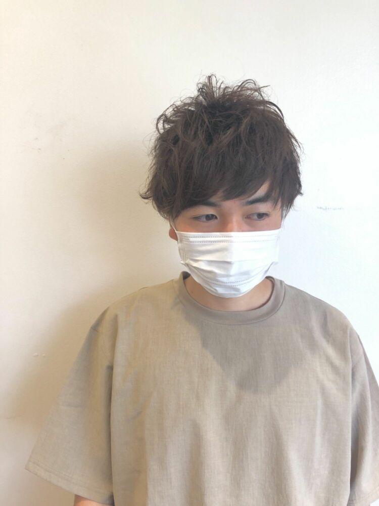 ☆パーママッシュ×ソフトツーブロック☆