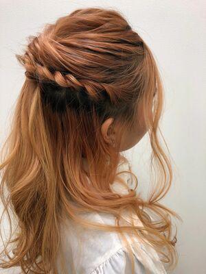 💜FRANZ MIZUHO HAIR ARRANGE💜