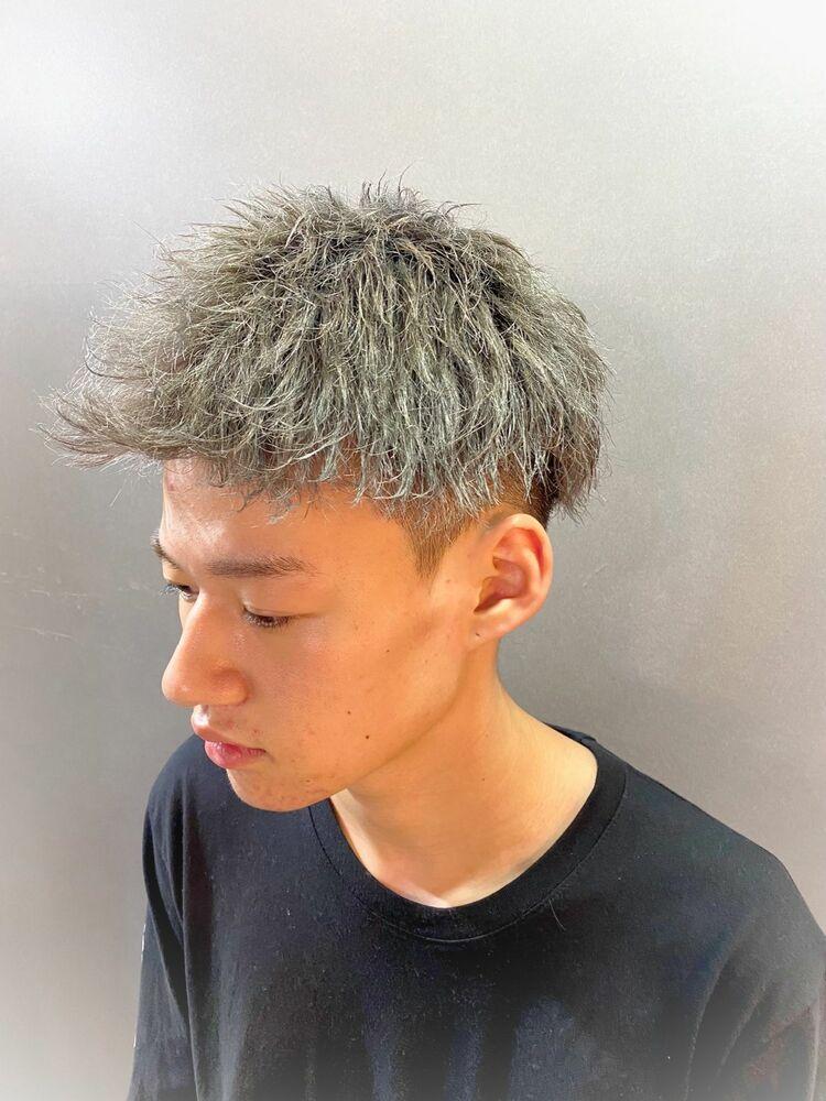 メンズならではの細部まで拘る圧倒的技術力。髪型が変われば人生が変わる。美容師という名の彫刻家!!