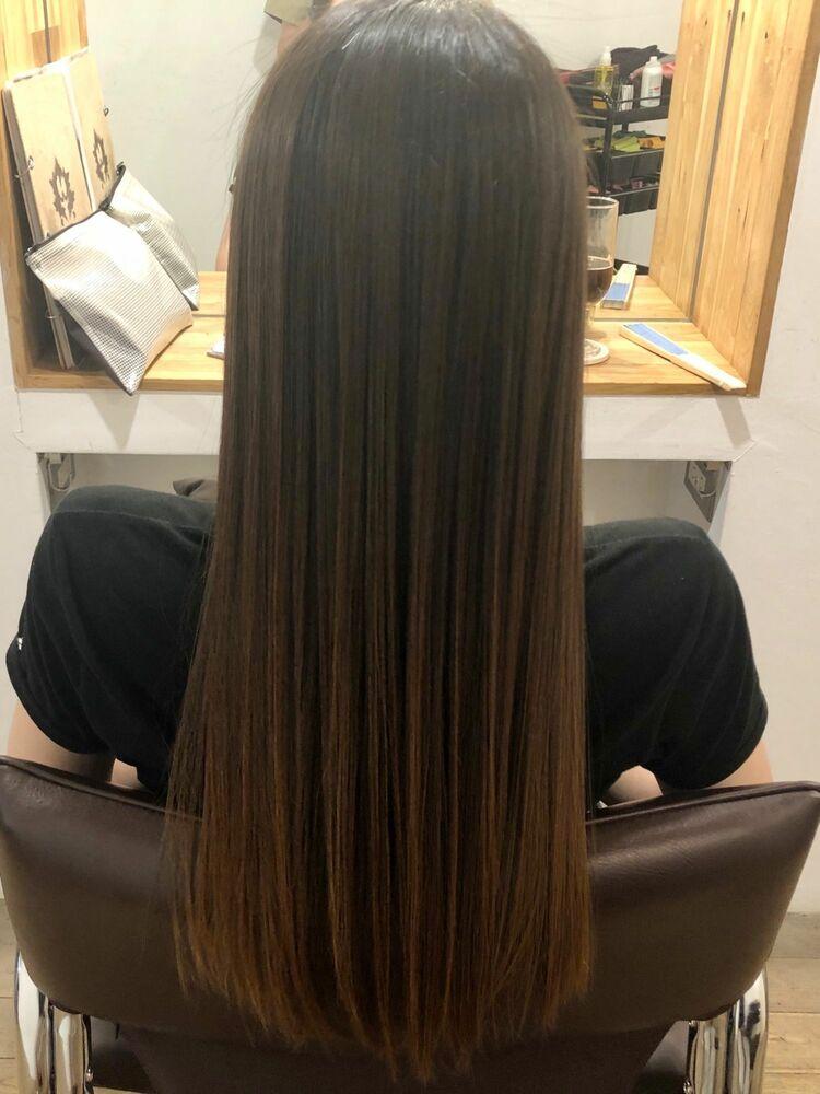 ✨お任せセレクトの髪質改善✨