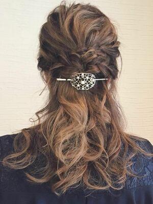 ✨結婚式 ヘアアレンジ✨