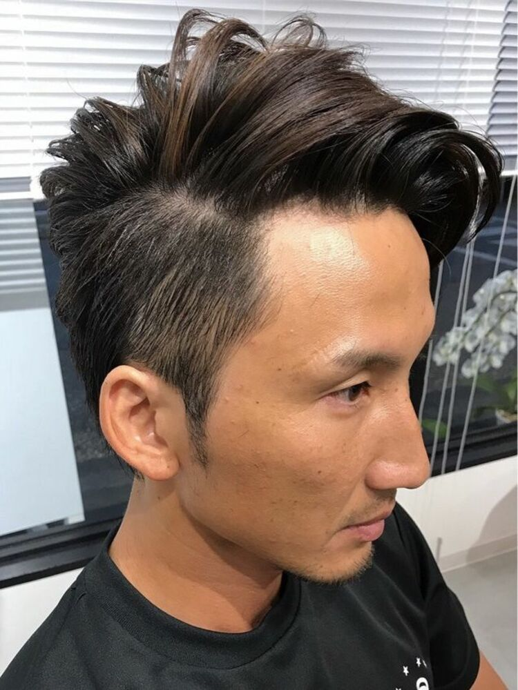 2ブロックヘア