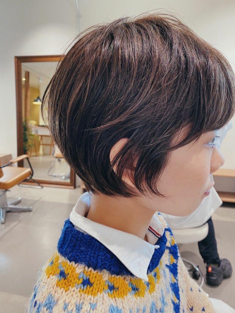 根津のショート特化美容師 KENTA  Batta 03-5809-0035