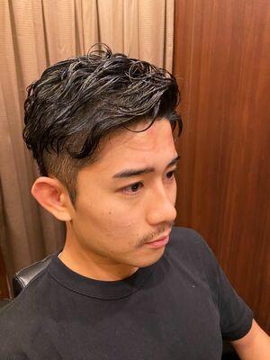 アップバンクパーマスタイル ヒロ銀座/上野/理容室