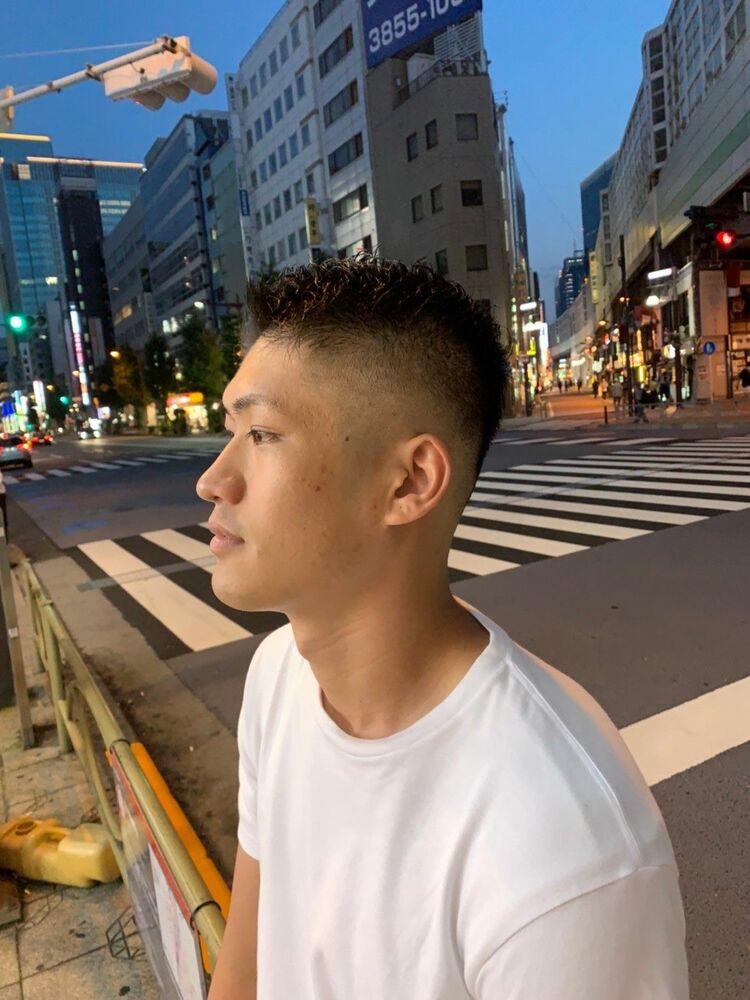 ビジネスフェードスタイルヒロ銀座/神田/理容室