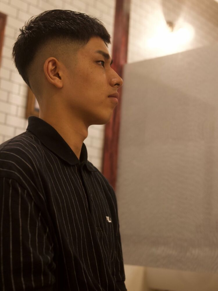 BARBER CROPSTYLE