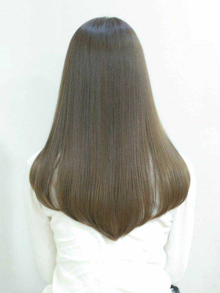 『髪質改善』フレンチブラウン