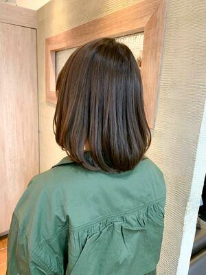 『髪質改善』フレンチベージュ