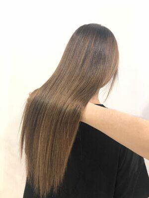艶々髪質改善トリートメント