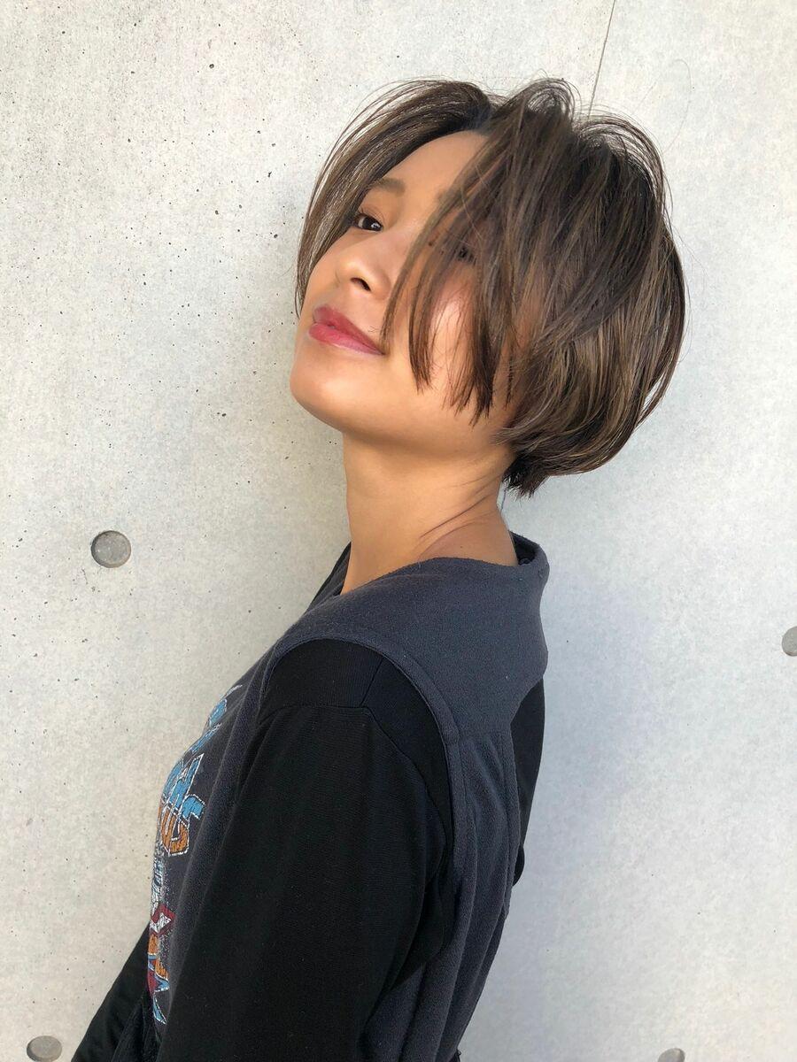 最新ハンサムボブ ABBEY2 副店長 松本颯太
