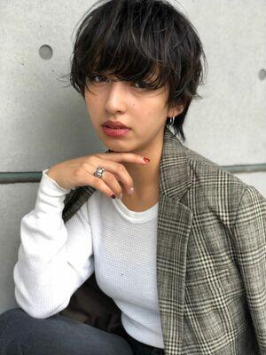 ニュアンスパーマ×ショートヘア ABBEY2 副店長 松本颯太