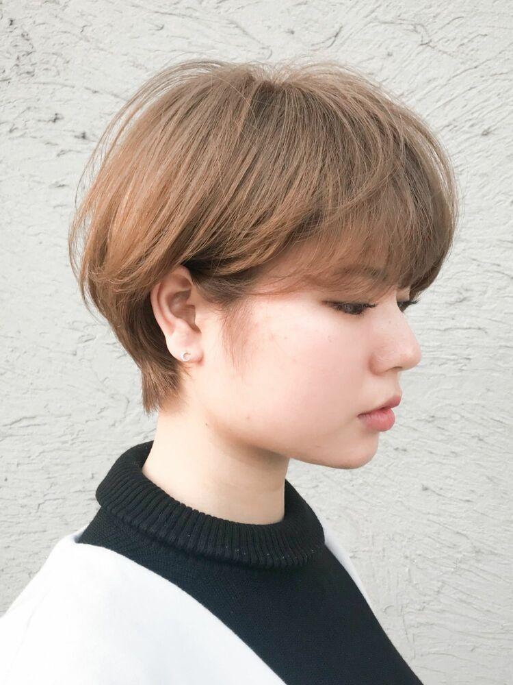 オトナ可愛さたっぷりショートヘア★