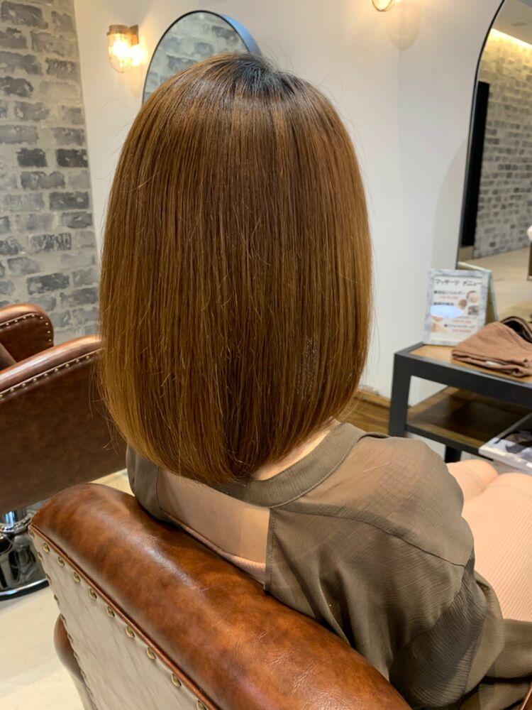 たまプラーザで唯一の髪質改善🚿✨サイエンスアクア🚿✨