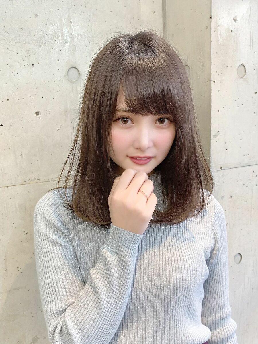ワンカール×セミディ×透明感『ネモトヨシキ』表参道stylist