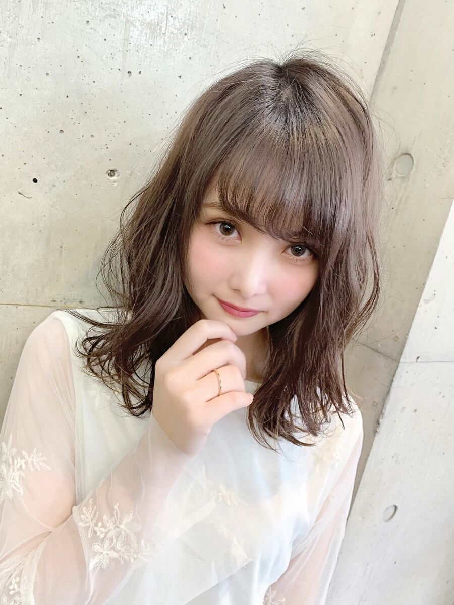透明感×シースルーバング×セミディ『ネモトヨシキ』