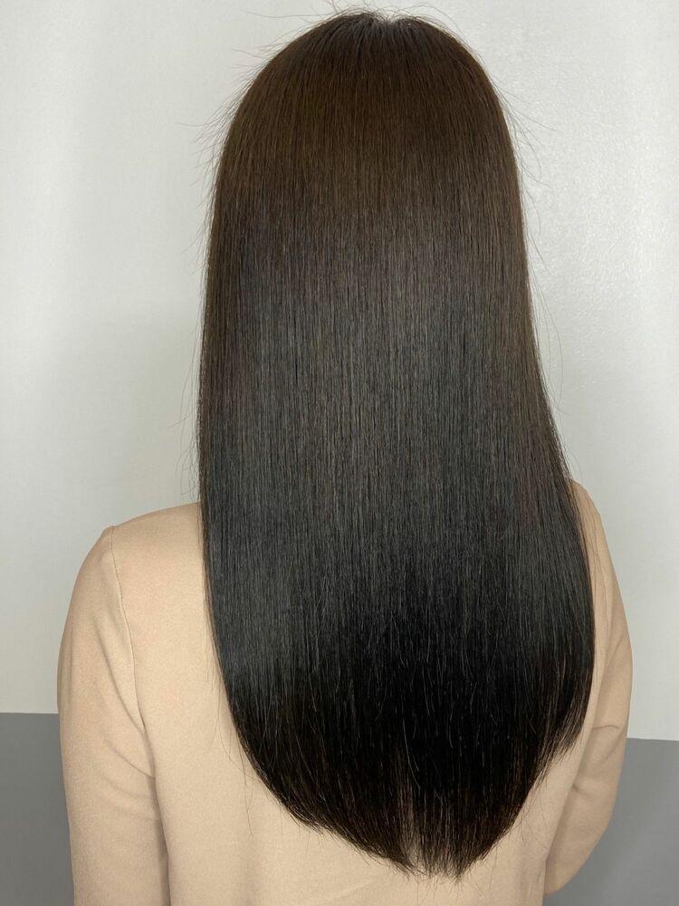 美髪ロングスタイルx mat brown