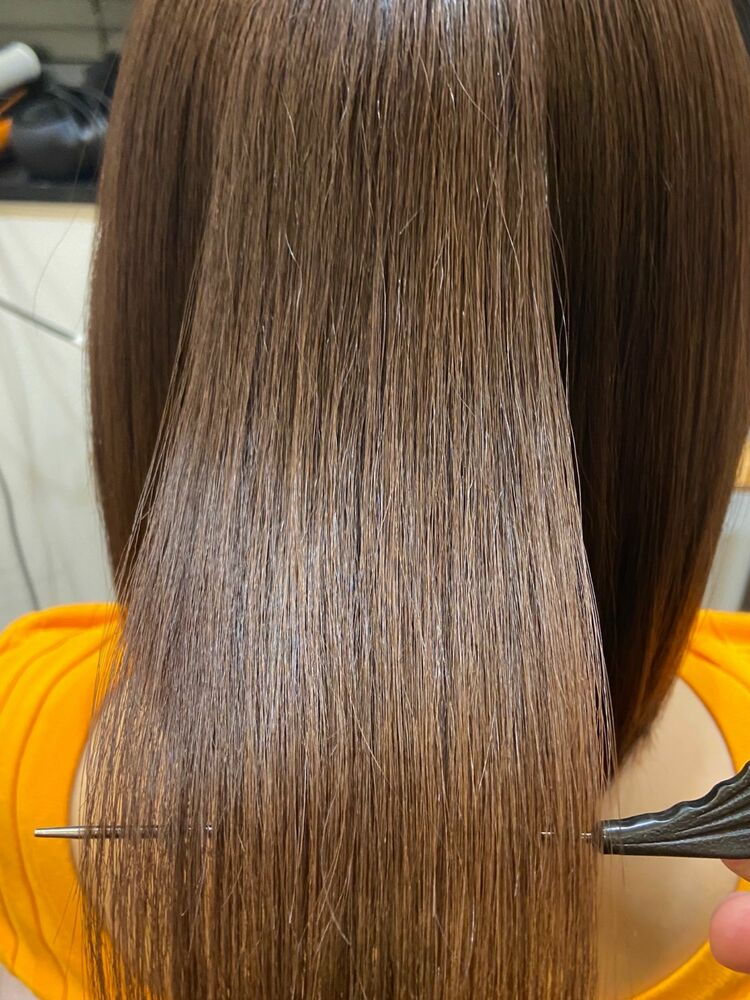艶ボブx natural brown