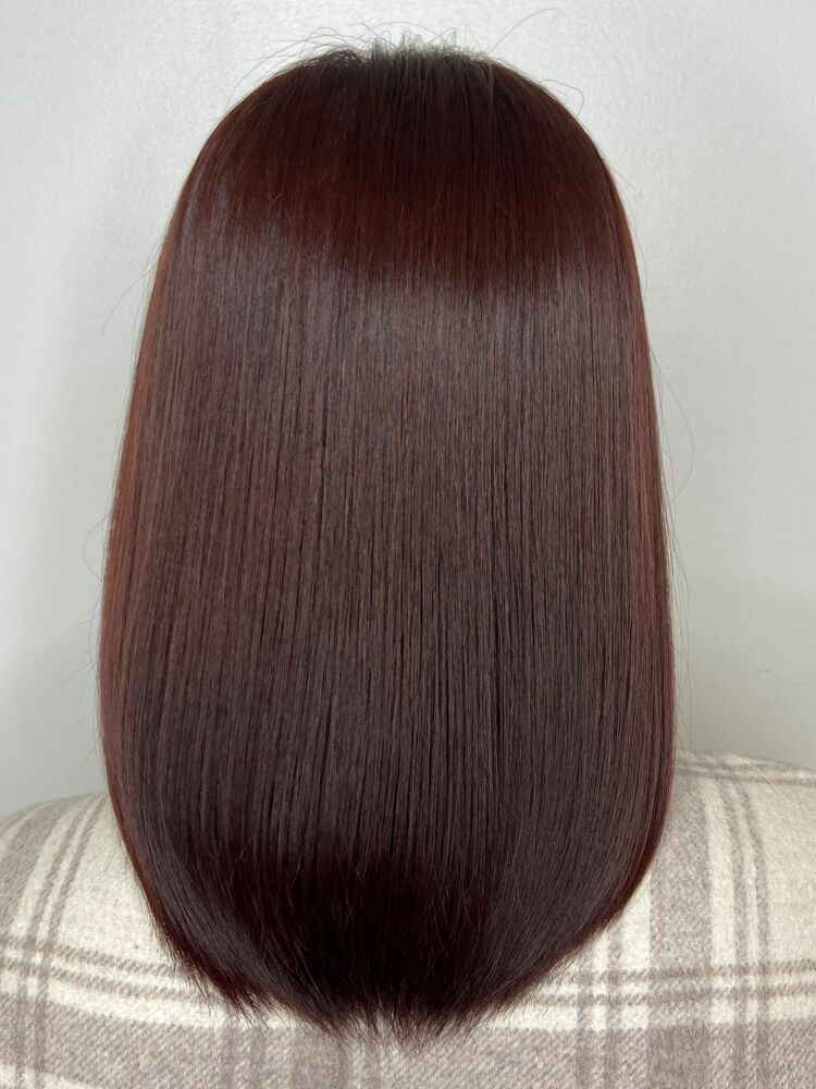 艶髪ミディアムx casis red