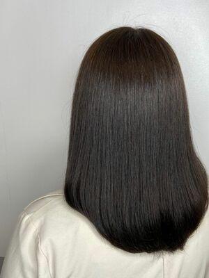 まとまる美髪x mat gray