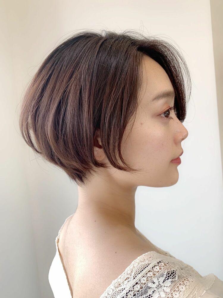 【sheta/ AI】ショートヘア コンパクトショート フェミニン 耳掛けショート