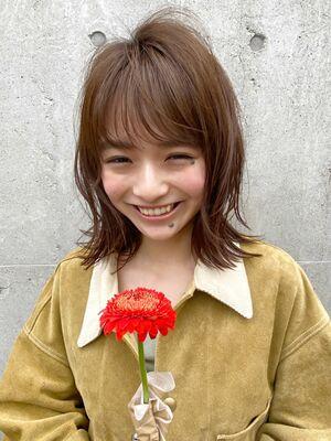 ☆20代30代にオススメ☆大人カジュアルで人気のロブ、愛されヘア