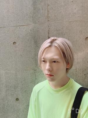 ホワイトヘアー