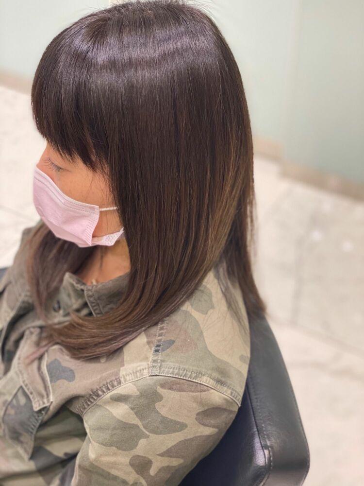 イルミナ白髪カラー