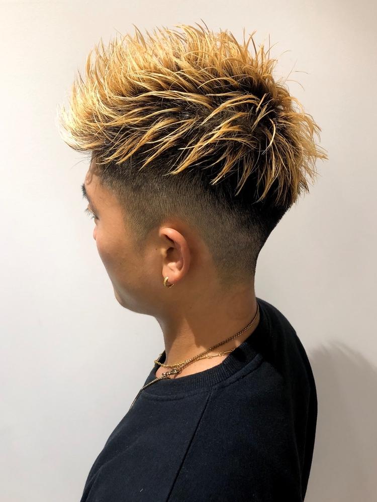 (武井俊樹)10代20代にオススメ!王道アップバングスタイル!