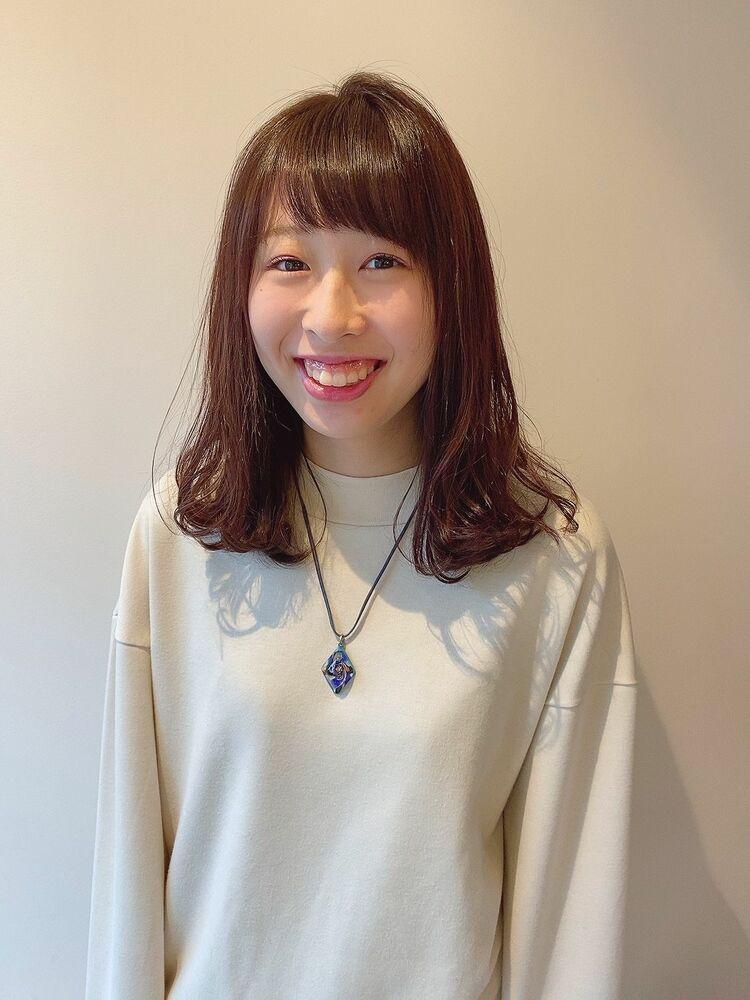 錦糸町Lond武井俊樹after→before『ショコラピンクベージュ』