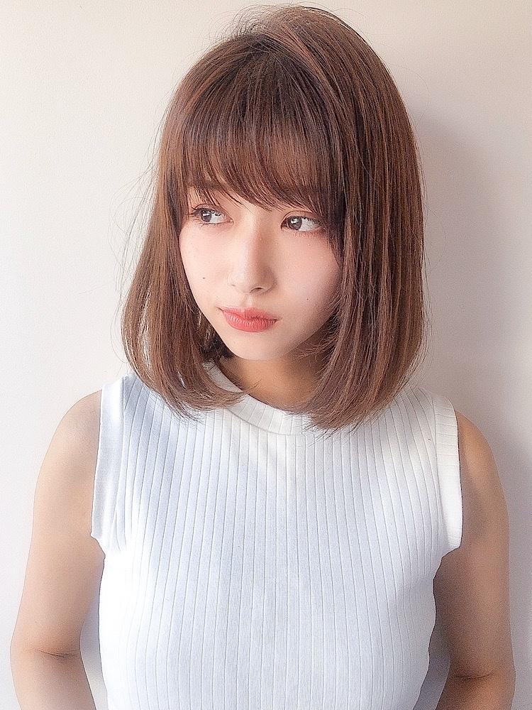 錦糸町Lond武井俊樹人気ボブ♡『ショコラ♡ワンカールボブ』