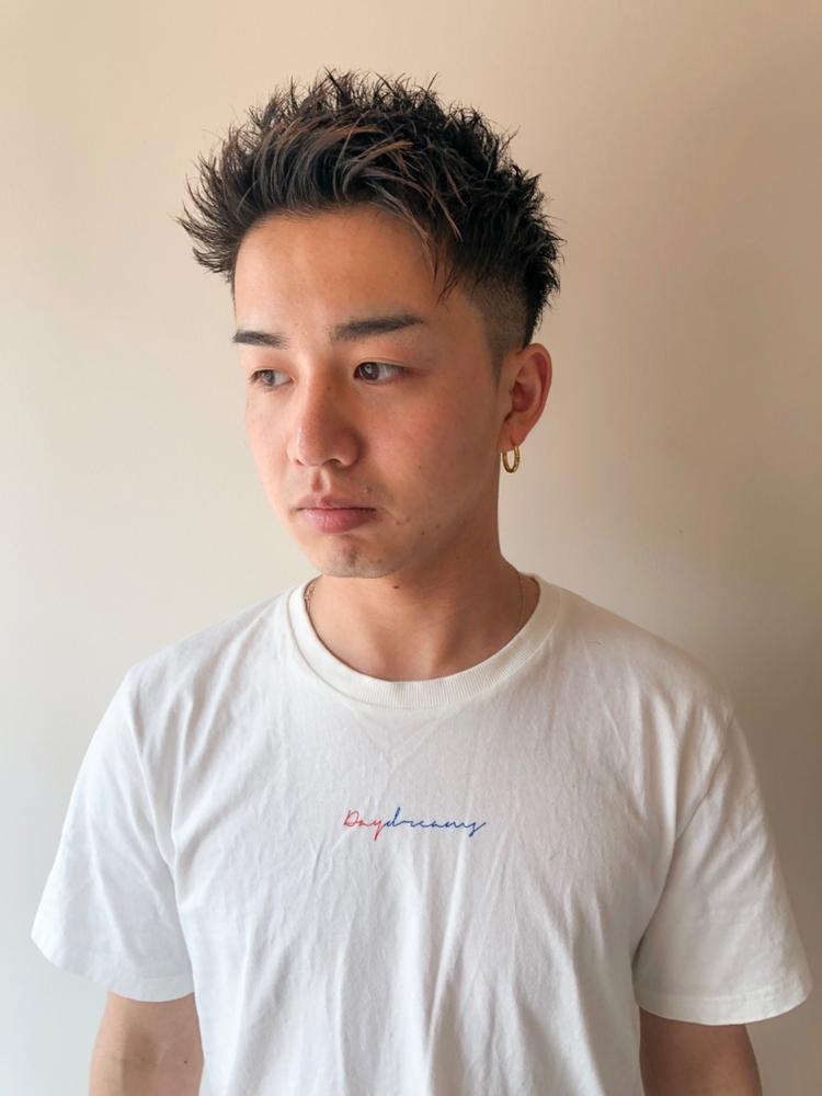 錦糸町Lond武井俊樹王道人気スタイル☆『シャギーアップバングショート』