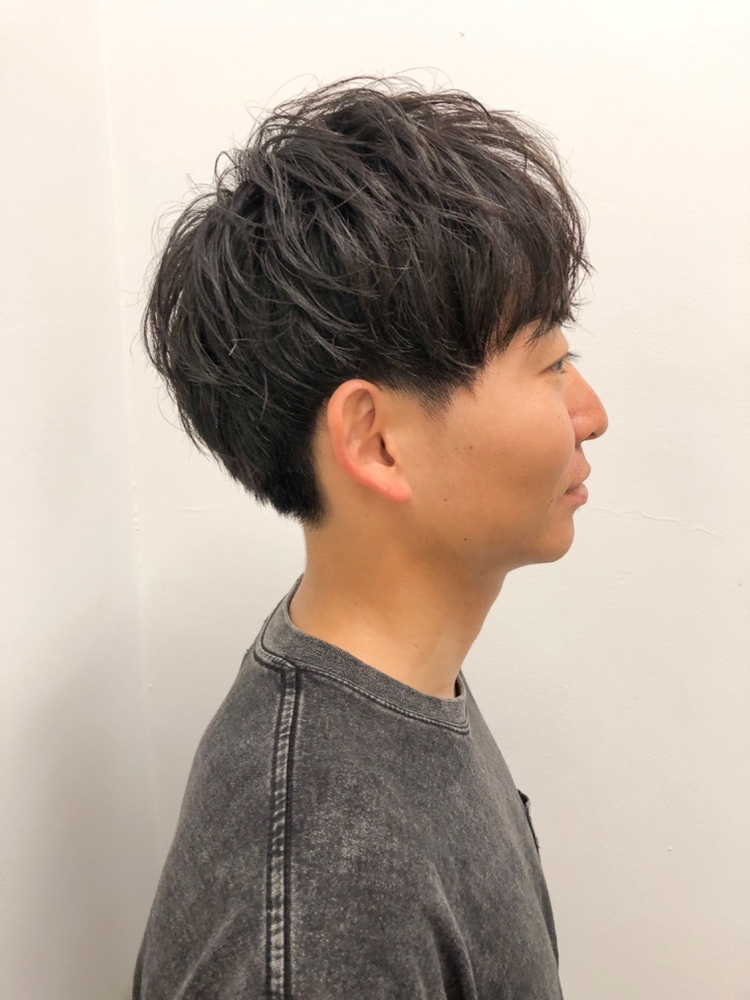 錦糸町Lond武井俊樹爽やか系マッシュがオシャレ☆『クールマッシュショート』