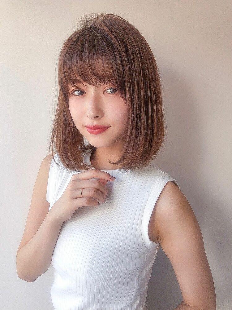 錦糸町Lond武井俊樹『大人美人ショートボブ』